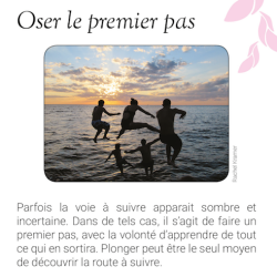 Featured Oser le premier pas