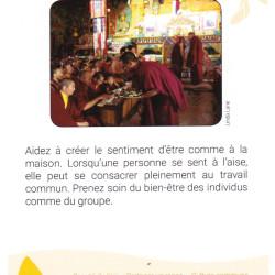 carte Clé dynamiques de groupe : être l'hôte